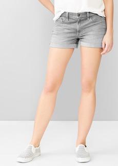 Gap 1969 slim denim shorts