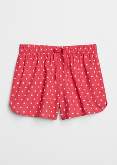 "Gap 2.5"" Dot Sleep Shorts"