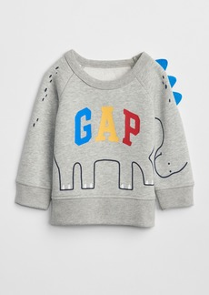 Gap 3D Logo Graphic Sweater
