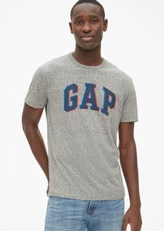 Gap 3D Overlap Logo Crewneck T-Shirt