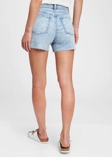"""Gap 4"""" High Rise Denim Shorts with Washwell&#153"""