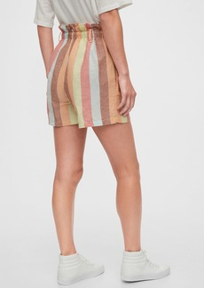"Gap 4"" Paperbag Pull-On Shorts"