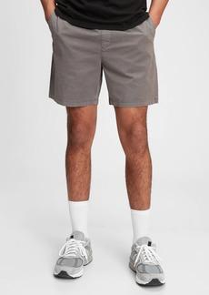 "Gap 7"" Easy Shorts With E-Waist"