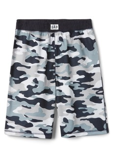 "Gap 8"" Camo PJ Shorts"