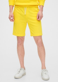 "Gap 9"" Jogger Shorts in French Terry"