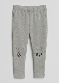 Gap Animal cozy terry leggings