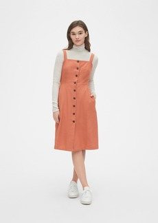 Gap Apron Dress