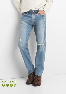 Athletic Jeans in Taper Fit with GapFlex