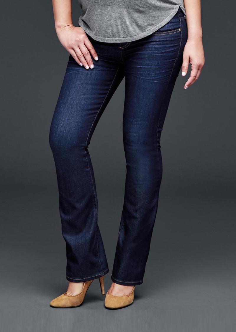 d8ea68c7d95 On Sale today! Gap AUTHENTIC 1969 demi panel perfect boot jeans