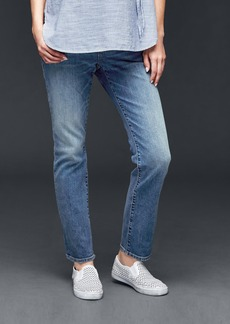 Gap AUTHENTIC 1969 full panel real straight jeans