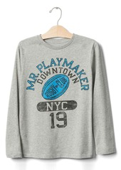 Gap Awesome sports graphic tee