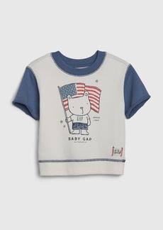 Baby Gap Flag Sweatshirt