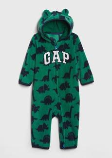 Baby Gap Logo Print One-Piece