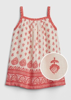 Gap Baby-Print Tank Dress