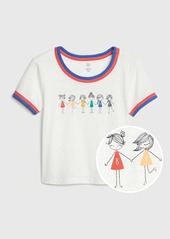 babyGap + Pride Graphic T-Shirt