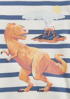 babyGap 100% Organic Cotton Dinosaur Graphic PJ set