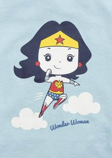 babyGap &#124 DC&#153 Wonder Woman 100% Organic Cotton PJ Set