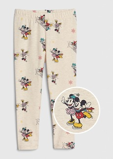 babyGap &#124 Disney Mickey and Minnie Mouse Stretch Leggings