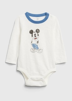 babyGap &#124 Disney Mickey Mouse Graphic Bodysuit