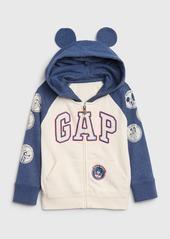 babyGap &#124 Disney Mickey Mouse Hoodie Sweatshirt
