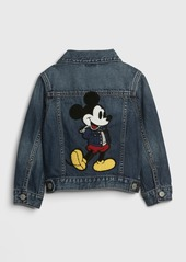 babyGap &#124 Disney Mickey Mouse Icon Denim Jacket