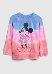 babyGap &#124 Disney Mickey Mouse Tie-Dye Sweatshirt