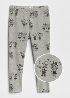 babyGap &#124 Disney Minnie Mouse and Mickey Mouse Leggings