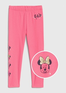 babyGap &#124 Disney Minnie Mouse Gap Logo Leggings