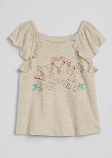 babyGap &#124 Disney Ruffle T-Shirt