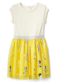 babyGap &#124 Looney Tunes tulle dress