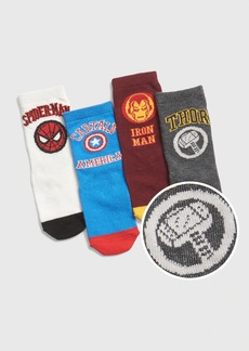 babyGap &#124 Marvel Crew Socks (4-Pack)