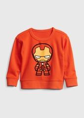 babyGap &#124 Marvel Graphic Crewneck Sweatshirt