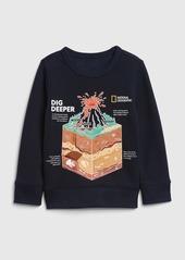 babyGap &#124 National Geographic Crewneck Sweatshirt