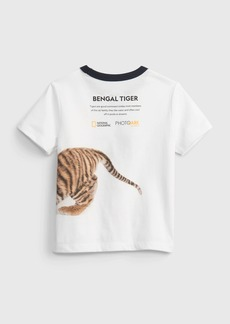 babyGap &#124 National Geographic Photo Ark 100% Organic Cotton T-Shirt