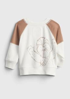 babyGap &#124 Star Wars&#153 Wookie Graphic Crewneck Sweatshirt