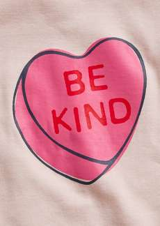 babyGap Be Kind Heart PJ Set