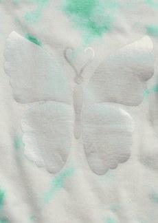 babyGap Butterfly Tie-Dye PJ Set