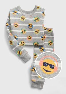 babyGap Emoji PJ Set