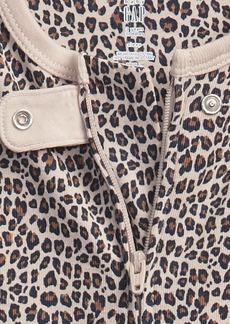 babyGap Leopard Print One-Piece