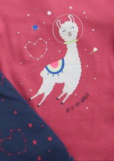 babyGap 100% Organic Cotton Llama PJ Set