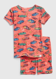babyGap Race Car Short PJ Set