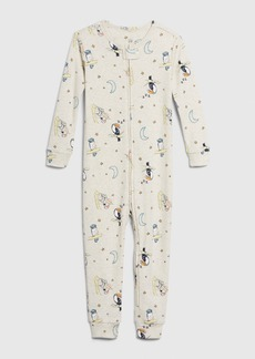 babyGap Sleepy Critter PJ One-Piece