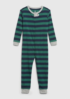 babyGap Stripe Footless One-Piece