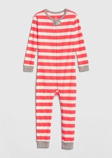 babyGap Stripe PJ One-Piece