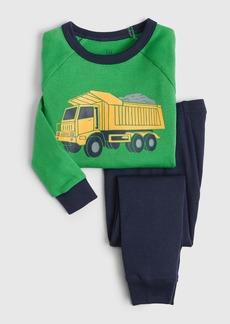 babyGap Truck PJ Set