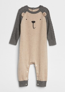 Gap Bear Cable-Knit One-Piece