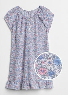 Gap Big Dreams Floral PJ Dress