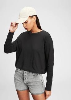 Gap Boxy Cropped T-Shirt
