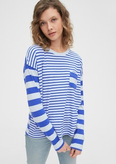Gap Boxy Stripe T-Shirt