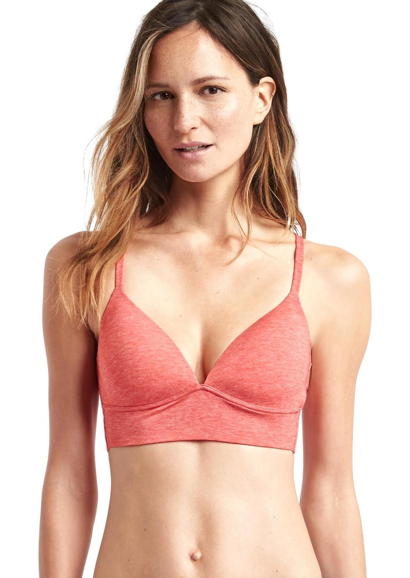 Gap Breathe wireless pullover bra